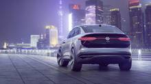Volkswagen is planning to roll out four affordable electric vehicles in the coming years. (Volkswagen.)