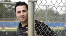 Former Toronto Blue Jays general manager Alex Anthopoulos has joined the Los Angeles Dodgers front office. (Frank Gunn/THE CANADIAN PRESS)