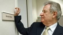 Former Alberta premier Ralph Klein, in 2007. (Jeff McIntosh/The Canadian Press/Jeff McIntosh/The Canadian Press)