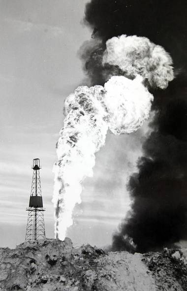 1927: The first of Canadian Association of Petroleum Producers' predecessors, the Alberta Oil Operators' Association, was founded. 1949: Leduc Oil discovery (pictured) ushers in Canada's modern age of oil. 1967: Production commences at Great Canadian Oil Sands site, Suncor's predecessor and the first oil sands mine. 1974: Premier Peter Lougheed launches Alberta Oil Sands Technology and Research Authority, a crown corporation whose mandate was development of new technologies to extract oil in the province. 1978: Production commences at new Syncrude mine. (Copy photo by Deborah Baic/The Globe and Mail)