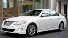 2012 Hyundai Genesis (Hyundai)
