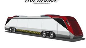 The Overdrive, as envisioned by Jorge Jabor, who is based out of Sao Paolo.