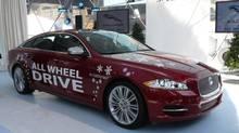 Jaguar AWD (Petrina Gentile for The Globe and Mail)