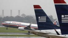 Airlines have posted some of the most impressive gains – American Airlines Group Inc., United Continental Holdings Inc. and Delta Air Lines Inc. are all up at least 19 per cent. (LARRY DOWNING/REUTERS)