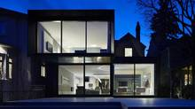 North Toronto home designed by architects Kevin Bridgman and Paulo Rocha and built by high-end builder Eisner Murray. (Tom Arban)