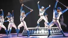 """Alberta Ballet company members perform in """"Love Lies Bleeding."""" (Charles Hope)"""