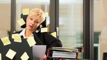 When people feel overwhelmed, it may stem from an inability to control their perfectionist tendencies. (KZENON/GETTY IMAGES/ISTOCKPHOTO)