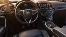 2014 Buick Regal (General Motors)