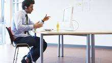 The advantages of interviewing people online means the practice is probably here to stay. (Dean Mitchell/Getty Images/ iStockphoto)