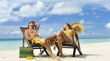 Think twice before going into debt to book a holiday getaway. (iSTOCKPHOTO/iSTOCKPHOTO)