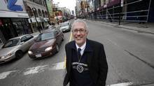 Ryerson president Sheldon Levy says universities have a responsibility to nurture innovation. 'If you miss the digital revolution, if you miss the enterprise from it, the economy will suffer.' (Deborah Baic/The Globe and Mail)