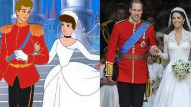 Pernikahan seorang pangeran dengan rakyat biasa