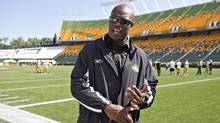Edmonton Eskimos general manager Ed Hervey has been fired, the team announced Friday. (JASON FRANSON For The Globe and Mail)