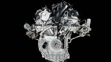 Ford's 2.7-litre V-6 EcoBoost engine is one of the available engines for its 2015 F-Series trucks. (Ford)