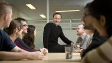 David Ossip, CEO of Ceridian: 'We fought as one before we became one.' (Tim Fraser for The Globe and Mail)