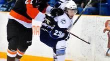 Saskatoon Blades forward Lukas Sutter. (Steve Hiscock/Steve Hiscock)