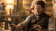 Chris Pratt stars in Metro-Goldwyn-Mayer Pictures and Columbia Pictures' The Magnificent Seven.  (Sam Emerson)
