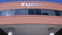 The operating headquarters of Tyco International in West Windsor, N.J. (JOSE F. MORENO/AP)