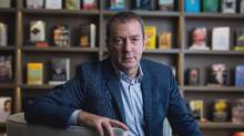 Noah Richler salvaged a book from his failure to win a federal seat, titled The Candidate: Fear and Loathing On the Campaign Trail. (JENNIFER ROBERTS/JENNIFER ROBERTS FOR)