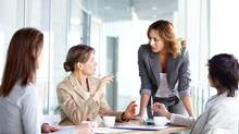 More than half of Canada's largest companies have adopted formal policies for increasing the proportion of women on their boards of directors, but only a small minority are creating specific targets for gender diversity.