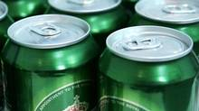 The Carlsberg Group is about to see Russia, representing about 40 per cent of its sales, plunged into a 'dark,' or ad-free, market. In Norway, (Sang Tan/AP)
