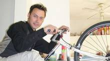 Darcy Allan Sheppard is remembered by friends in the bike courier community as a fun-loving colleague with a good sense of humour.