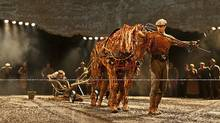 War Horse, Princess of Wales Theatre Toronto, begins Feb.10 2012 for open-ended run. (Brinkhoff-Moegen/Brinkhoff-Moegen)