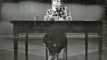 Steven Soderbergh befriended Spalding Gray, above, after casting him in a part in King of the Hill. Gray died in 2004.