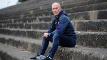 Bob Bradley, Manager of Swansea City poses during his unveiling as New Swansea City Manager on October 7, 2016 in Swansea, Wales. (Photo by Harry Trump/Getty Images) (Harry Trump/Getty Images)