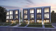 The 456 Shaw development by UrbanQuest Inc. in Little Italy will consist of 13 units and underground parking.