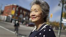 Adrienne Clarkson (Peter Power/Peter Power/The Globe and Mail)