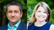 Alfred Hermida and Mary Lynn Young (Globe and Mail Update)