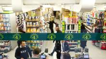 Discount store Dollarama is one of the latest companies to join the aristocrats list, although it's among the least generous of the newcomers, with a dividend yield of just 0.5 per cent. (Kevin Van Paassen/The Globe and Mail)
