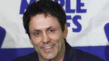 Former Toronto Maple Leafs' centre Doug Gilmour will be inducted into the Hockey Hall of Fame at a ceremony in Toronto on Monday. (CP File Photo/Adrian Wyld) (Adrian Wyld/CP)