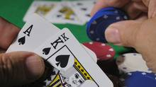 Take leadership tips from poker players (iStockPhoto/iStockPhoto)