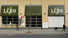An LCBO store in Toronto, at the corner of Spadina Avenue and King Street West, in 2013. (Fred Lum/The Globe and Mail)