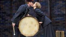 Graeme Somerville and Nicole Underhay in Major Barbara at the Shaw Festival. (Emily Cooper)