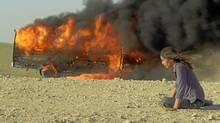 """Lubna Azabal as Nawal Marwan in """"Incendies"""": Under the old rules, this internationally acclaimed movie and Oscar nominee was not deemed a """"hit"""". (Courtesy of eOne Films)"""