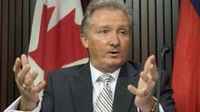 Ontario Auditor General Jim McCarter. (Frank Gunn/THE CANADIAN PRESS)