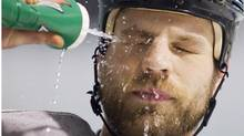Brian McGrattan has signed with the Calgary Flames as a free agent. (JONATHAN HAYWARD/CP)