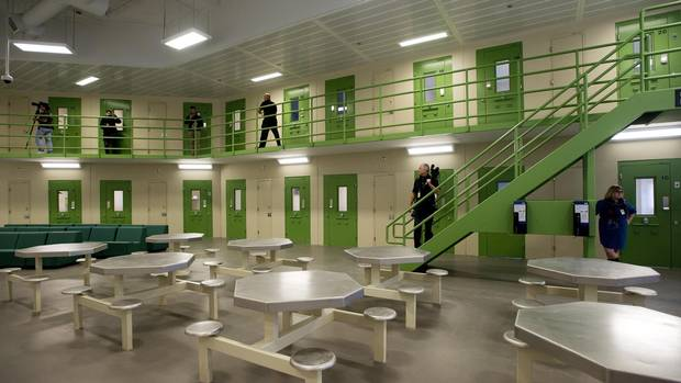 Inmates At Canada S Second Largest Jail Protest Problems