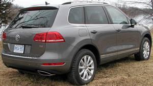 2012 VW Touareg TDI