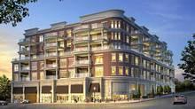 Centro condominium, Aurora, Ont.