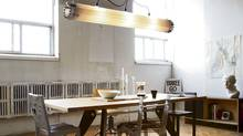 Brian Richer's dining room (Handout | Derek Shapton/Handout | Derek Shapton)