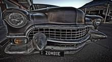 Zombie car (Chris Jones/Getty Images/Hemera)
