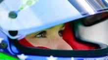 Danica Patrick, driver of the Andretti Autosport Dallara Honda, sits in her car during practice for the IZOD IndyCar Series Honda Indy Toronto on July 8, 2011 in the streets of Toronto, Ontario, Canada. (Photo by Chris Trotman/Getty Images) (Chris Trotman/Getty Images)