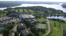 The brief G8 summit is planned for the Deerhurst Resort, near Huntsville in Ontario's cottage country. The G20 has been moved to Toronto.