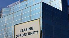 Office space that is available for lease in Burlington Ontario. (Peter Power/Peter Power/THE GLOBE AND MAIL)