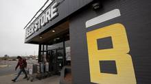 A Beer Store outlet in Oakville, Ontario. (Deborah Baic/The Globe and Mail)
