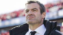 Toronto FC 's head coach Ryan Nelsen (Chris Young/The Canadian Press)